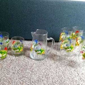 Neiman Marcus drinkware set